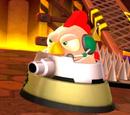 Sonic the Hedgehog 4: Episode II enemies