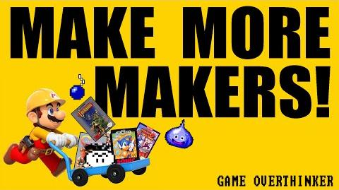 "10 Games That Should Have ""Maker"" Games - The Game OverThinker"