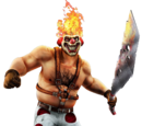 Twisted Metal Characters