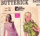 Butterick 5475