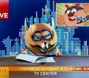 Лис-телеведущий