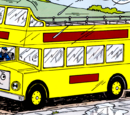 The Open-Topped Double-Decker Bus