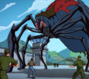 Giant Mutant Widow Spider