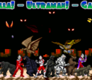 Godzilla - Ultraman - Gamera: All Monsters Attack!