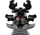 Гигантский каменный воин
