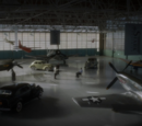 Howard Stark's Warehouse