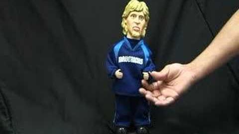 Dancing Dirk Doll