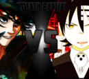 Nico di Angelo VS Death the Kid