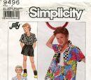 Simplicity 9496 A