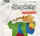 Simplicity 7294 B