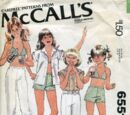 McCall's 6551 A