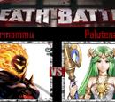 Palutena vs Dormammu