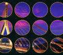 Mission:炫紫的斜張橋