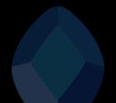 Diamante Azul Oscuro