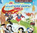 FCBD 2016 - DC Superhero Girls Vol 1 1