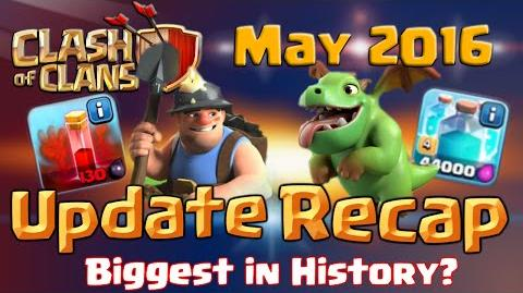 Clash of Clans Ultimate Update Recap in Under 5 Minutes - New Troops and Spells CoC May 2016