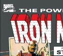 The Power of Iron Man TPB Vol 1 1