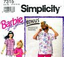 Simplicity 7315 B