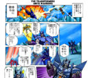 The Transformers Unite Warriors