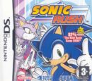 Sonic Rush box artwork