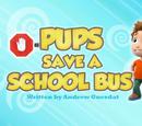 Pups Save a School Bus