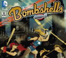 DC Comics Bombshells Vol 1 12