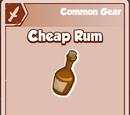 Cheap Rum
