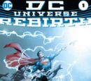 DC Universe: Rebirth Vol 1 1
