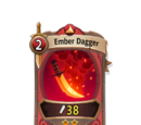 Ember Dagger