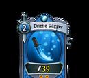 Drizzle Dagger