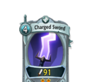 Charged Sword