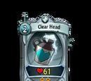 Clear Head