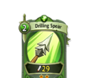 Drilling Spear