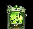 Tip Barrage