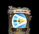 Hasty Arrow