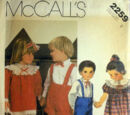 McCall's 2259 A