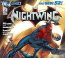Nightwing: Trampas y trapecios