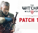 The Witcher 3 patches