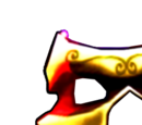 Máscara de la Tierra Oscura