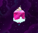 Jelly Cube Planet