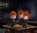Personajes de Brave