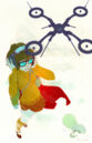 Scooby Apocalypse Vol 1 1 Caldwell Velma Textless Variant.jpg