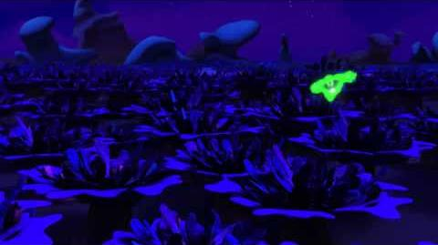 """Green Lantern The Animated Series """"Blue Hope"""" (Clip 1)"""