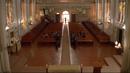 L6x17 bancs église Los Angeles Christian Shephard ouvre portes lumières mort après-vie passer à autre choses personnages.png