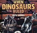 Cuando reinaba el dinosaurio