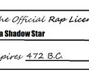 Rap License