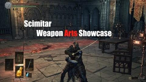 Dark Souls III: Curved Swords