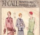 McCall 4868 A