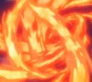 Elemento Fuego: Llamas Envolventes