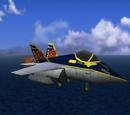 Q-Stein Jet Fighter